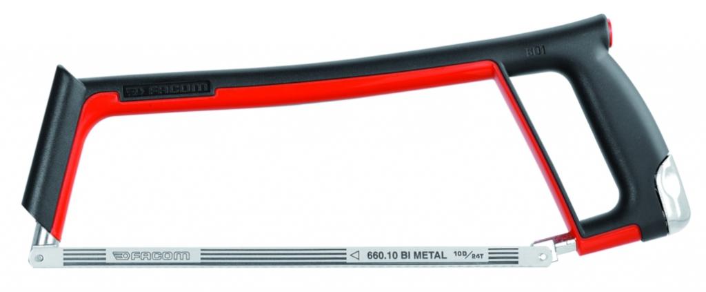 Scie à métaux : Monture de scie à métaux haute tension 601