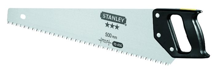 Scie égoïne : Lame à denture réaffûtable - Stanley