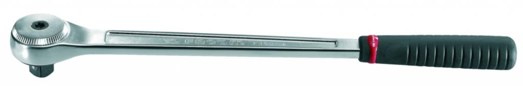 Clé à douille : Cliquet réversible avec manche K.152