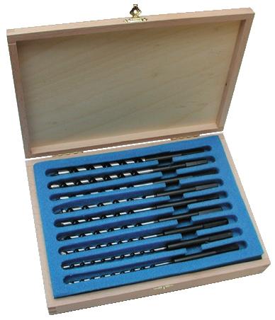 Mèche à bois : Coffret bois 15 mèches  - queue hexagonale