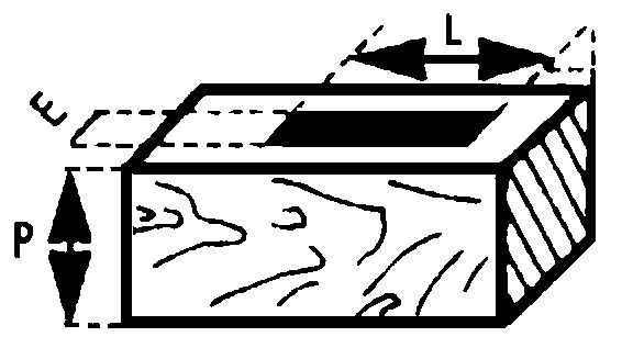 Chaîne à mortaiser : Chaînes