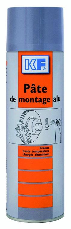 Produits de maintenance : Pâte de montage alu - 9620
