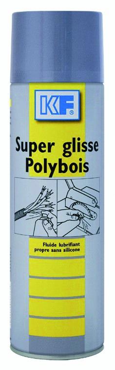 Produits de maintenance : Super glisse Polybois