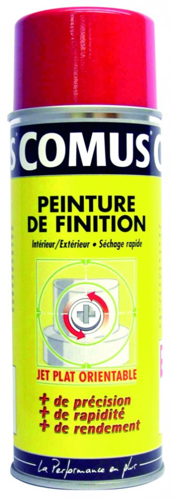 AEROSOL 400ML PEINT. ROUGE SECURITE
