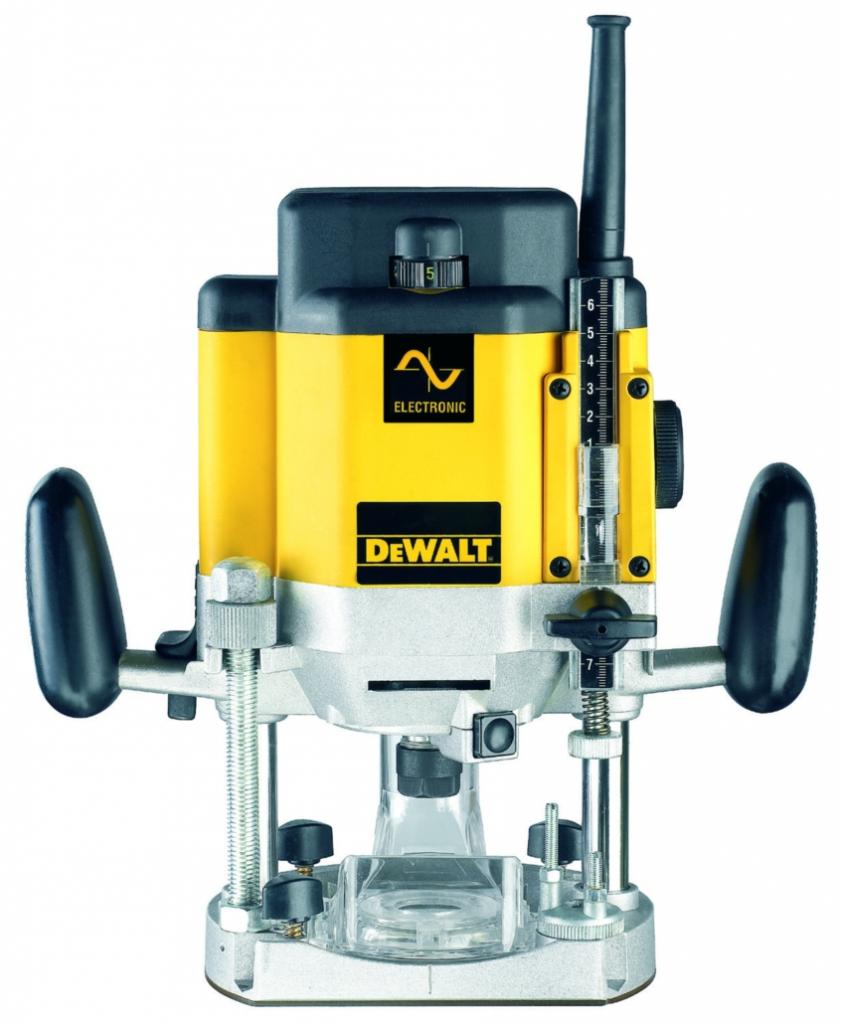 Défonceuse : DW 625 EK - 2000 Watts - course 80 mm
