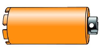 Foreuse à eau : Couronne pour foreuse à eau