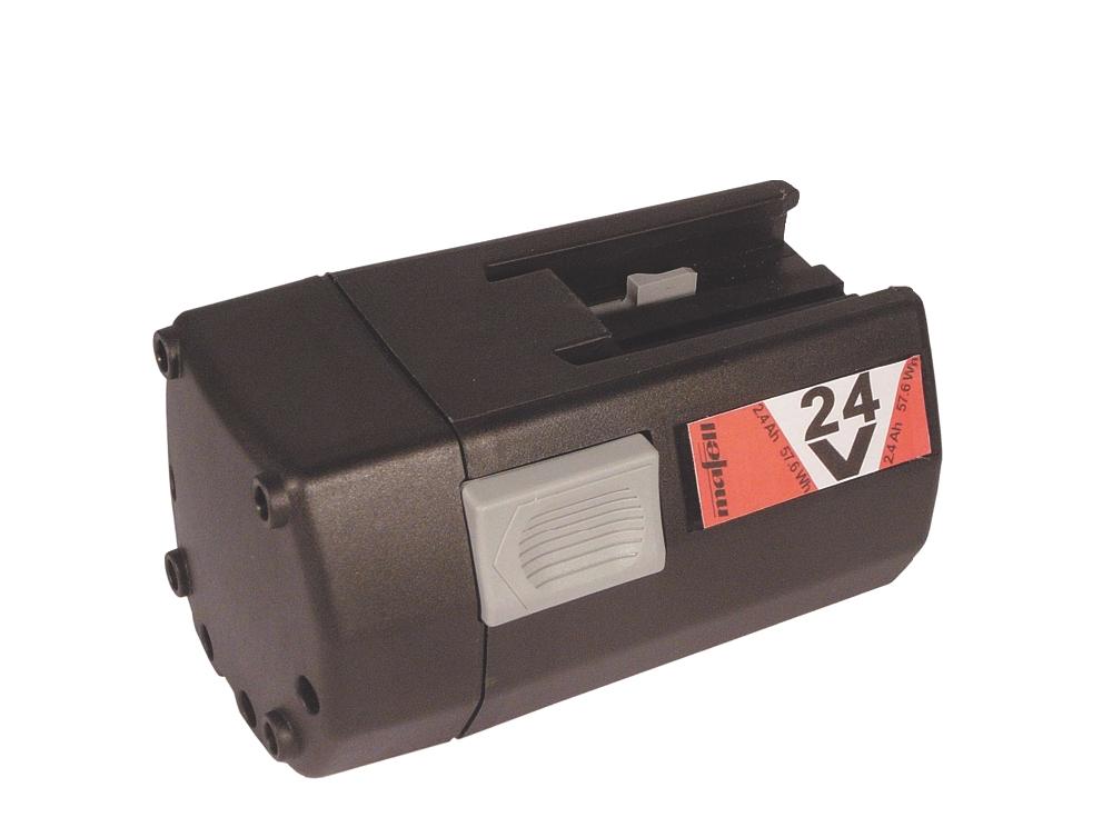 Batterie - chargeur - lampe électro-portatif : Batterie Mafell