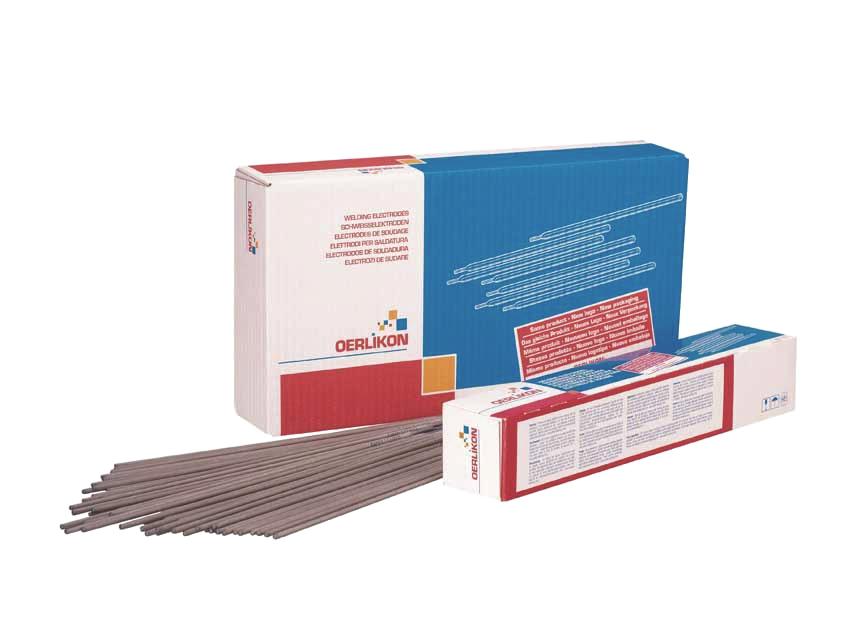 Consommable pour soudure à l'arc : Overcord R10 (Cyruti R10)