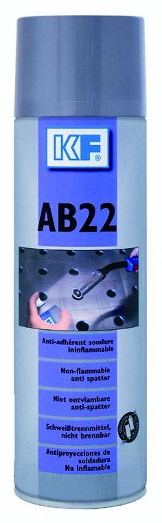 Connectique soudure et consommables : Spray anti-adhérent sans silicone AB 22 - 6612