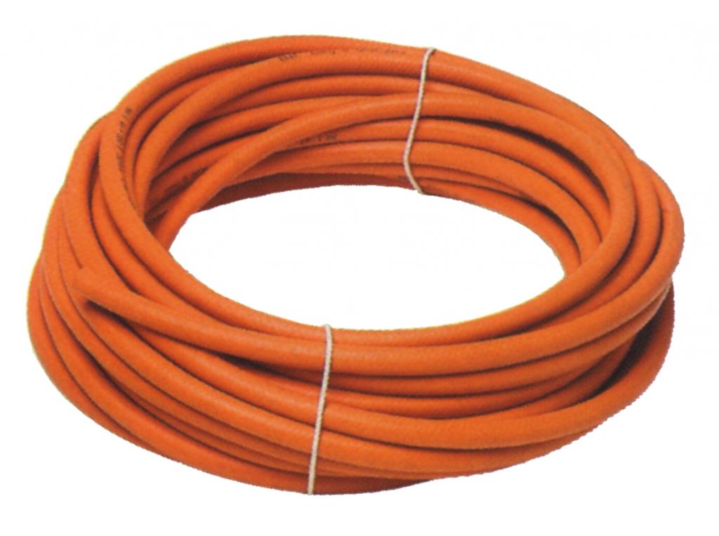 Soudure sanitaire - chauffage - couvreur : Tuyau butane/propane HP NF** - couronne de 20 ml