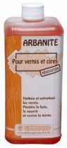 Retouche et traitement du bois : Arbanite