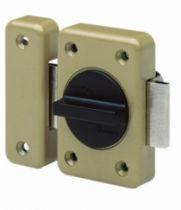 Verrou de sûreté Vachette : A bouton tournant