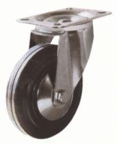 Roulette de manutention : Roue noire - Manu Roll