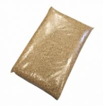 Chauffage : Sac de granules pour poêle à pellet
