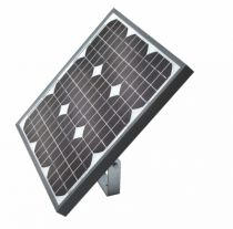 Motorisation de porte et portail : Kit alimentation solaire Solemyo