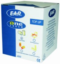 RECHARGE 500 PAIRES BOUCHONS EAR PU