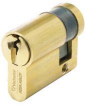 Cylindre européen standard : Demi-cylindre - série 5100 - sur passe-général