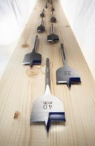 Mèche à bois : Mèches plates 4X