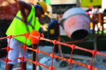 Signalisation : Embouts de sécurité pour fer à béton