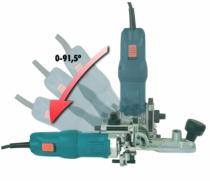 Affleureuse : FR 292 R - 750 Watts