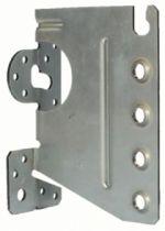 Connecteur métallique assemblage bois : Etrier à âme intérieure - CBH