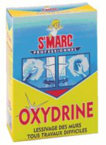 Droguerie : Lessive oxydrine