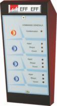 Système Sas : Platine d'appel SA2A pour SAS automatique