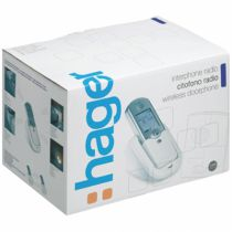 Interphone sans fil : Kit interphone Hager
