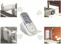 Interphone sans fil : Kit interphone Hager