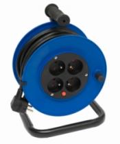 Enrouleur - prolongateur : Série I - câble HO5 VV-F 3G1,5 - avec disjoncteur thermique