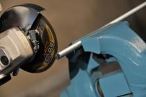 Meule de tronçonnage : XTK8 - acier/inox