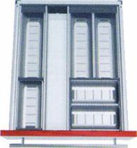 Accessoire pour tiroir antaro\intivo : Pack range-couverts inox pour caisson standard