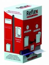 Trousse de secours : Boîte distributrice premiers secours Reflex