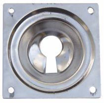 Accessoire pour bouton et béquille : Entrée cuvette 60 x 60 - profondeur 15 mm