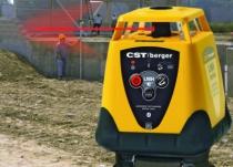 Laser de chantier : Pack laser rotatif automatique LMH-CU