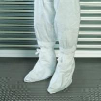 Vêtement à usage court : Surbottes Alpha - fabriqué en DuPont™ Tyvek® sous licence E.I.F. - 41 g/m²