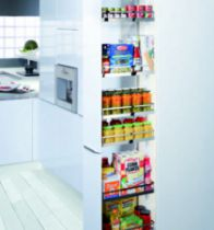 Agencement de cuisine : Kit cadre Dispensa Swing