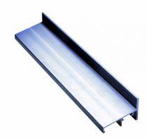 Seuil aluminium pour le bois : Type SPE