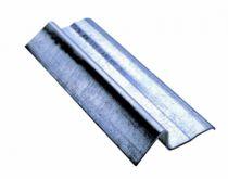 Seuil acier de porte de garage : Type PGL 82