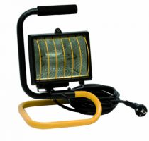 Projecteur : Halogène sur socle 400 W