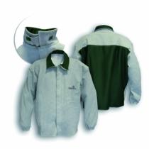 Protection soudeur : Veste de soudeur dos toile ignifugée