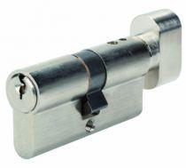 Cylindre européen standard : Cylindre à bouton