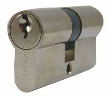 Serrure pour menuiserie métallique : Cylindre spécial