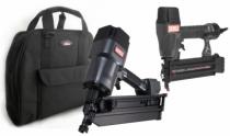 Agrafage et clouage pneumatique : Lot construction Framepro 651 et Finish Pro 18