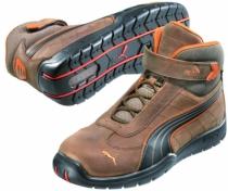 Chaussures hommes S3 : Chaussures hautes Motorsport - S3/HRO/E/A
