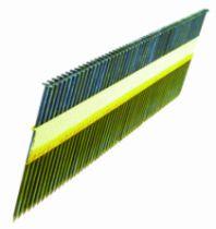 Agrafage et clouage pneumatique : Pointe D - tête plate lisse - claire résinée - pour Framepro 651