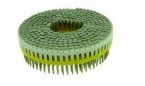 Agrafage et clouage pneumatique : Pointe tête plate lisse claire - pour Paslode CNP 65 1.S