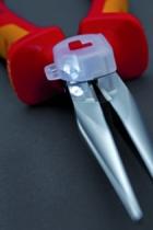 Pince à becs : Lampe led magnétique pour pince