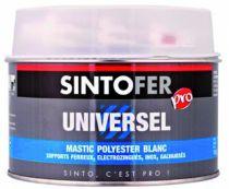 Mastic à métaux : Sintofer pro universel