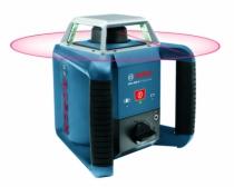 Laser de chantier : Laser rotatif automatique GRL 400H